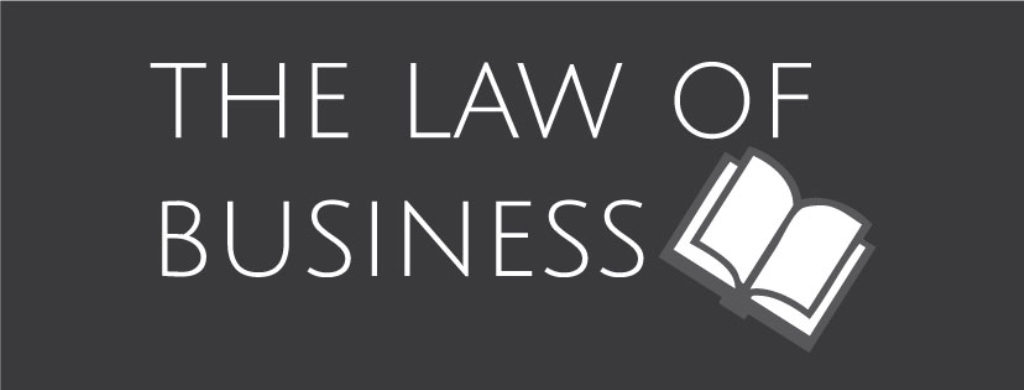 The Law Of Business