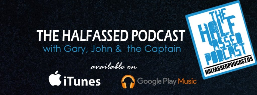 The Halfassed Podcast