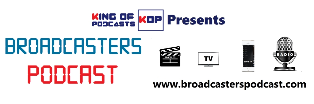 The Broadcasters Podcast