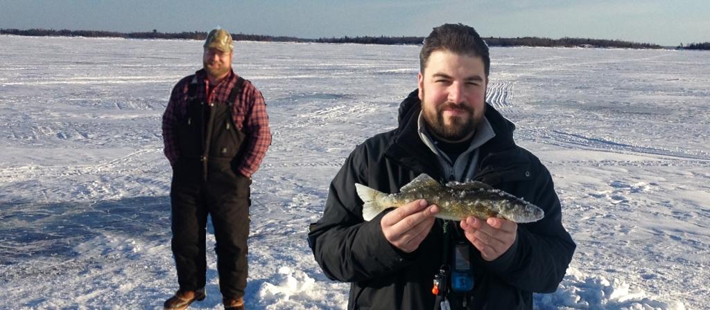 Hard Water Fishing Show