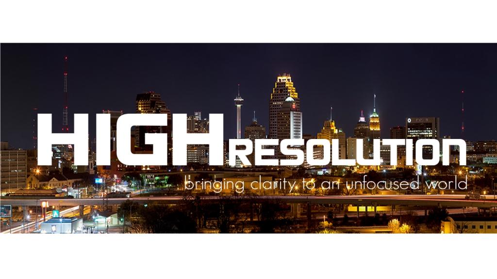 High Resolution Radio