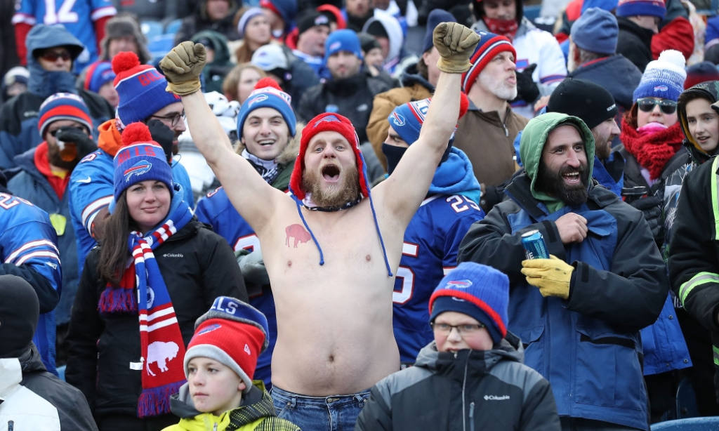 Post-Drought Reconstruction: Two Unqualified Dudes Talk Buffalo Bills Football