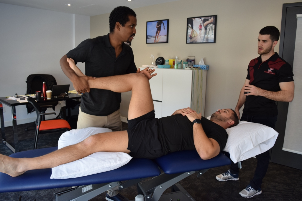 Adaptive Potential: A Sports Physio Podcast
