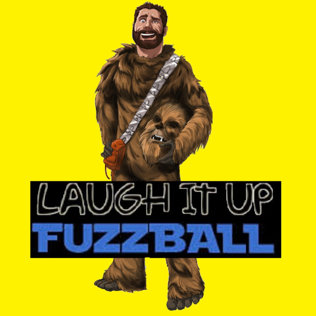 Laugh It Up Fuzzball