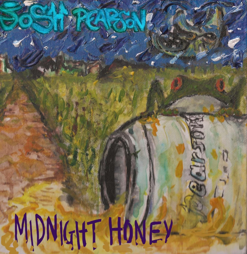 Midnight Honey from the Diamond Mine