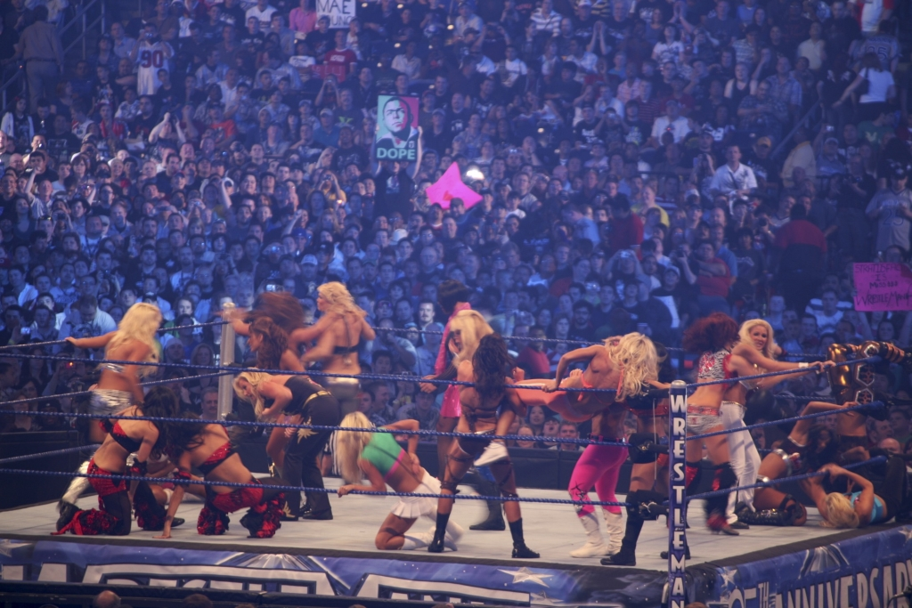The PG Wrestling Retrospective