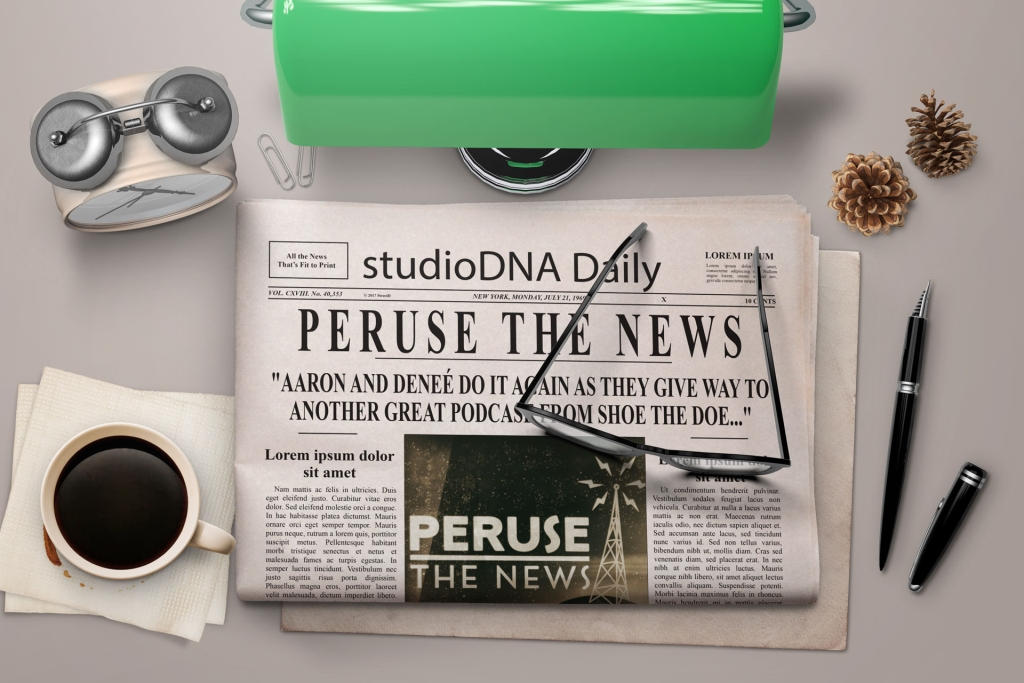 Peruse the News