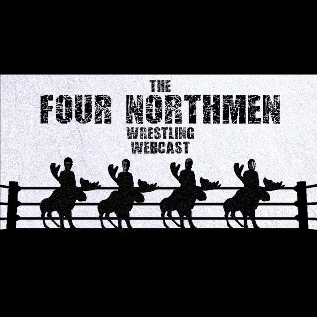 The Four Northmen Wrestling Webcast