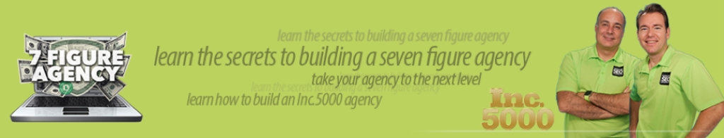 The Seven Figure Agency Podcast - Tips, Ideas