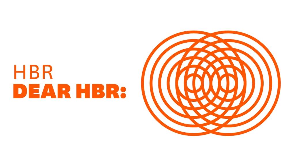Dear HBR