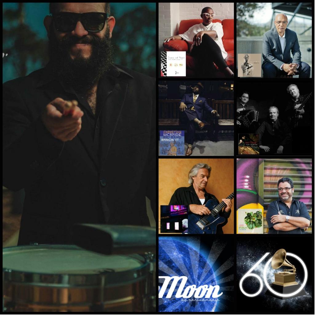 Grammys Jazz winners and Tury Martinez interview
