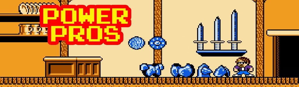 POWER PROS — Nintendo News
