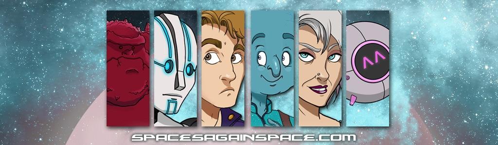 Space Saga (In Space) - SciFi Comedy Adventure