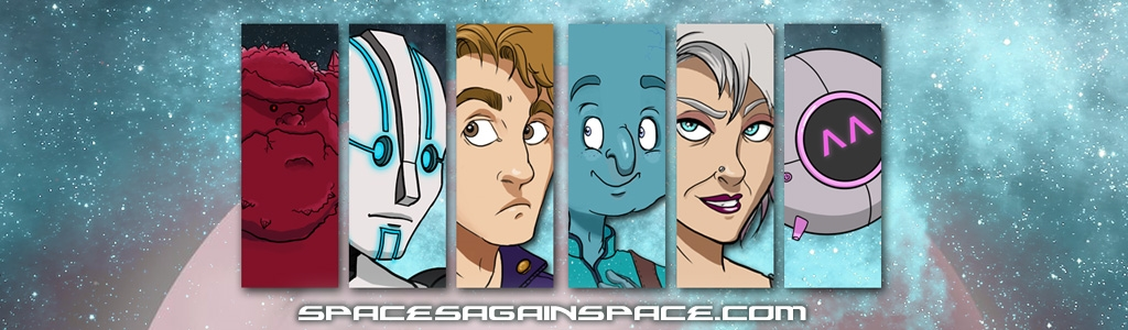 Space Saga (In Space) - SciFi Comedy Adventure
