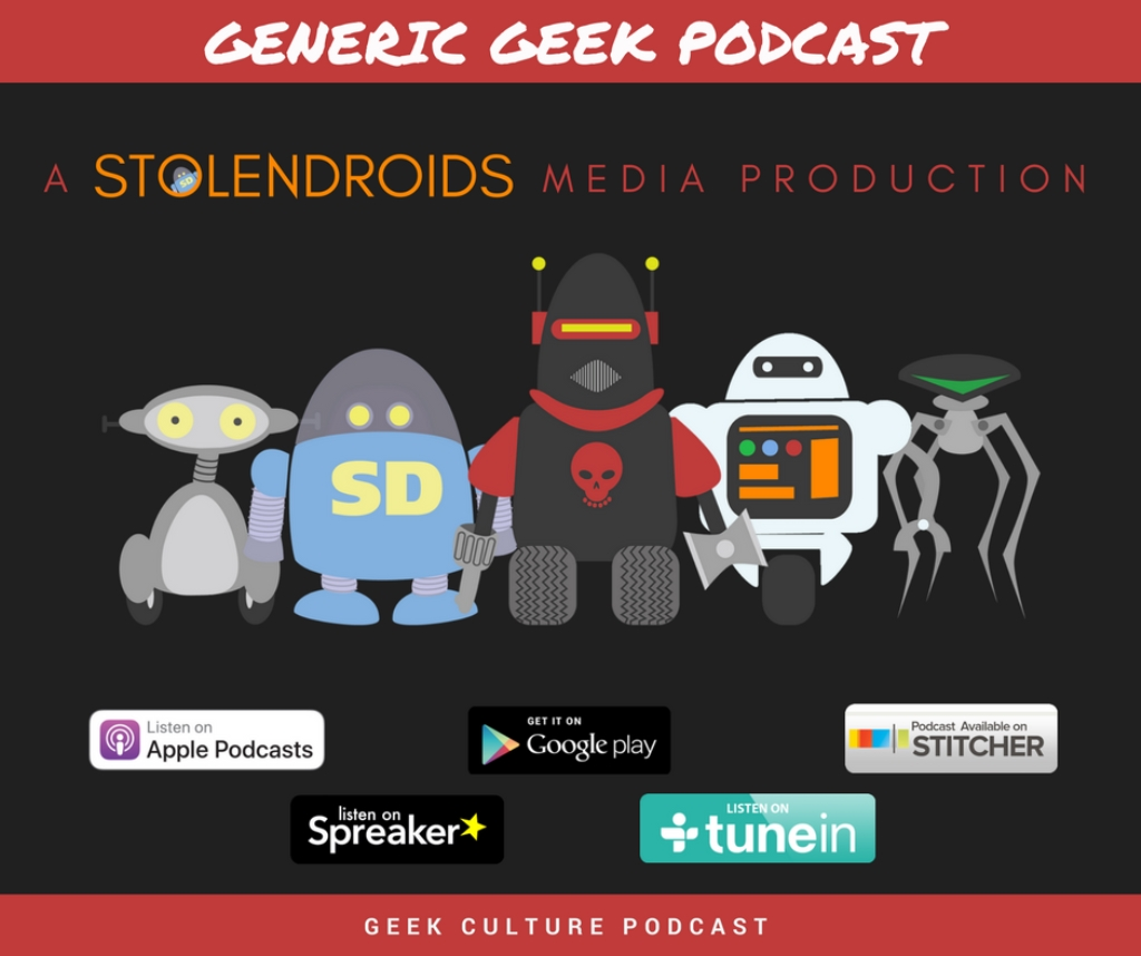 Generic Geek Podcast