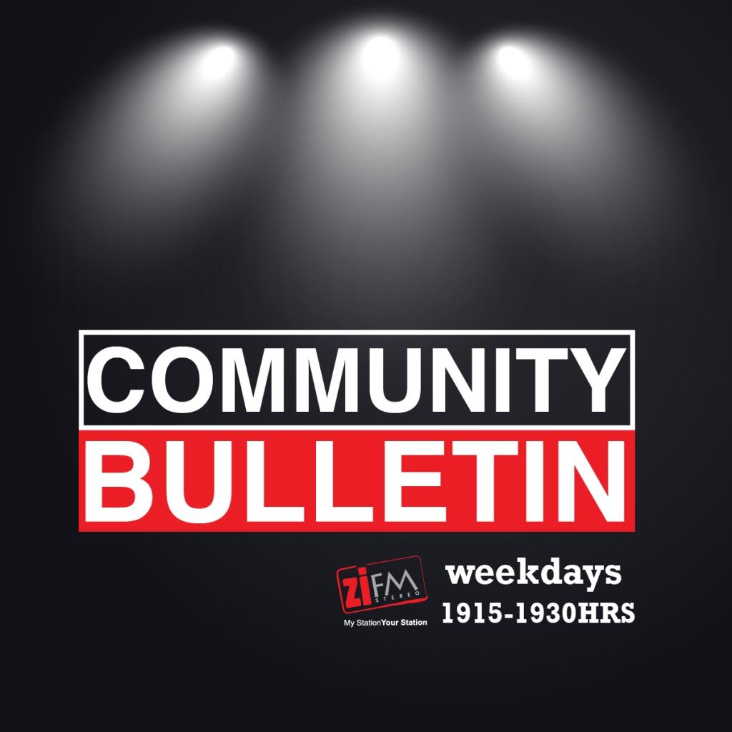 Community Bulletin