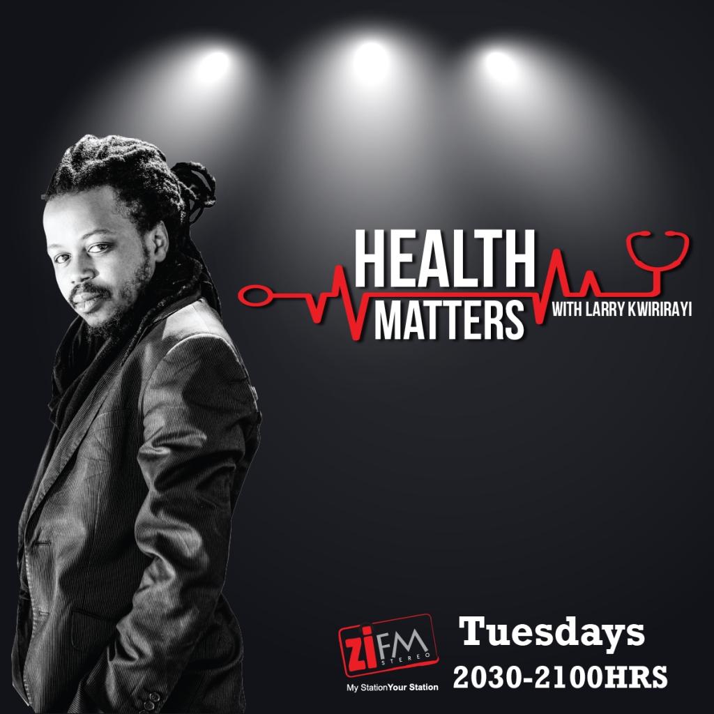 Health Matters: Larry Kwirirayi