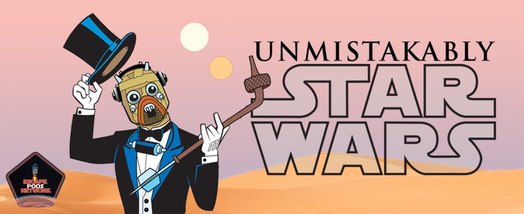 Unmistakably Star Wars