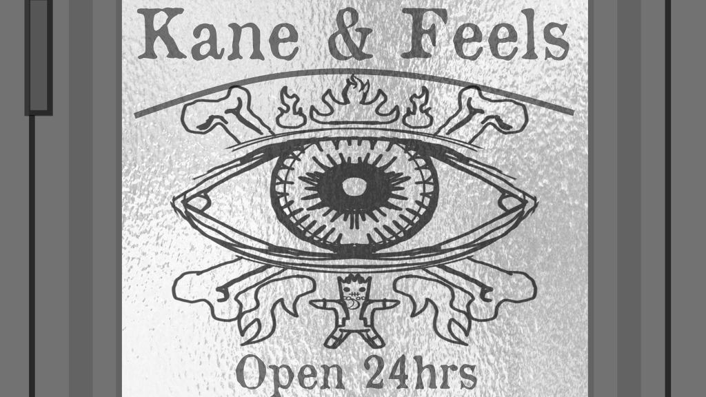 Kane and Feels: Paranormal investigators