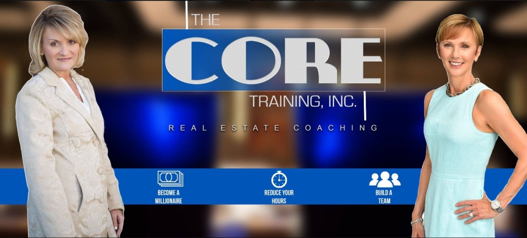 The CORE Training Inc Real Estate Coaching Tips