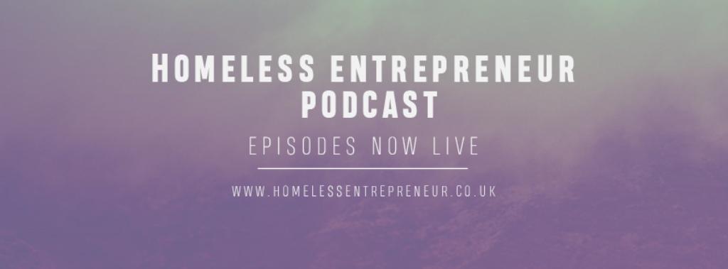 The Homeless Entrepreneur