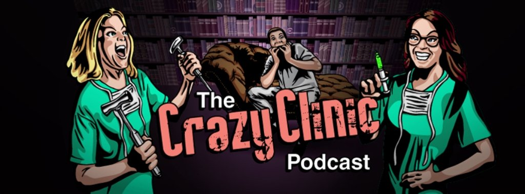 The CrazyClinic Podcast