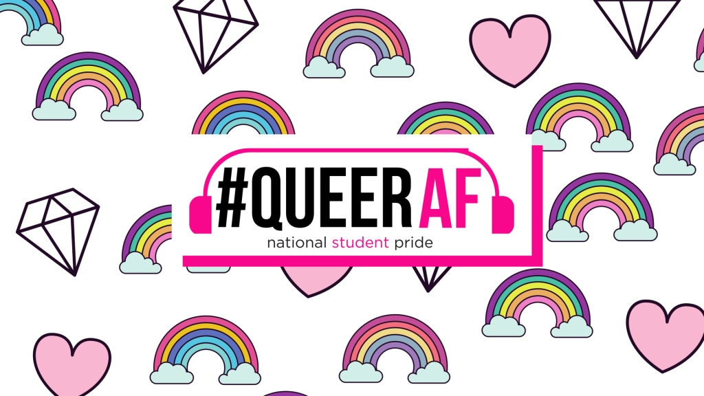 #QueerAF
