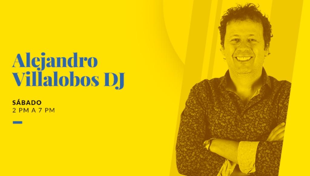Alejandro Villalobos DJ