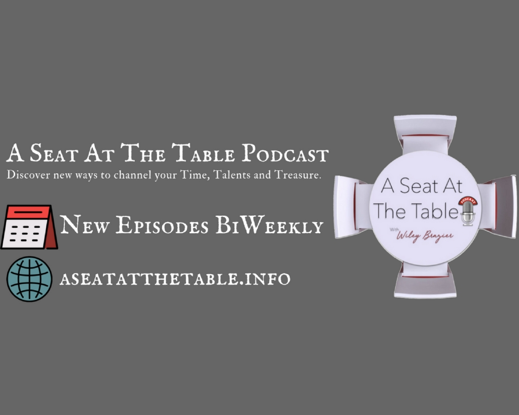 A Seat At The Table w/ Wiley Brazier