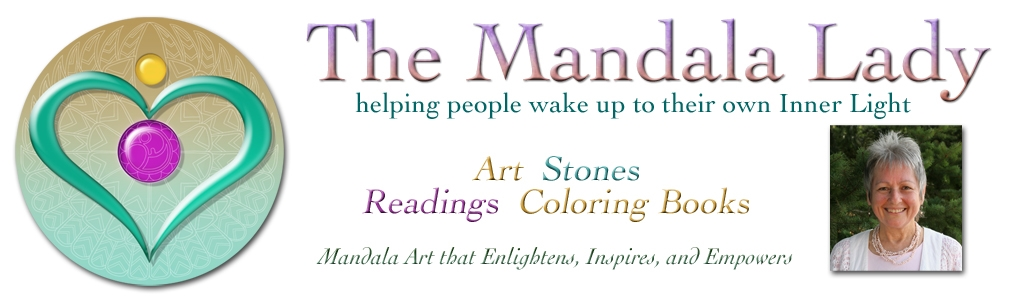 Podcast Readings by The Mandala Lady
