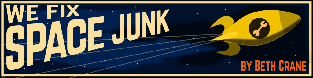 We Fix Space Junk