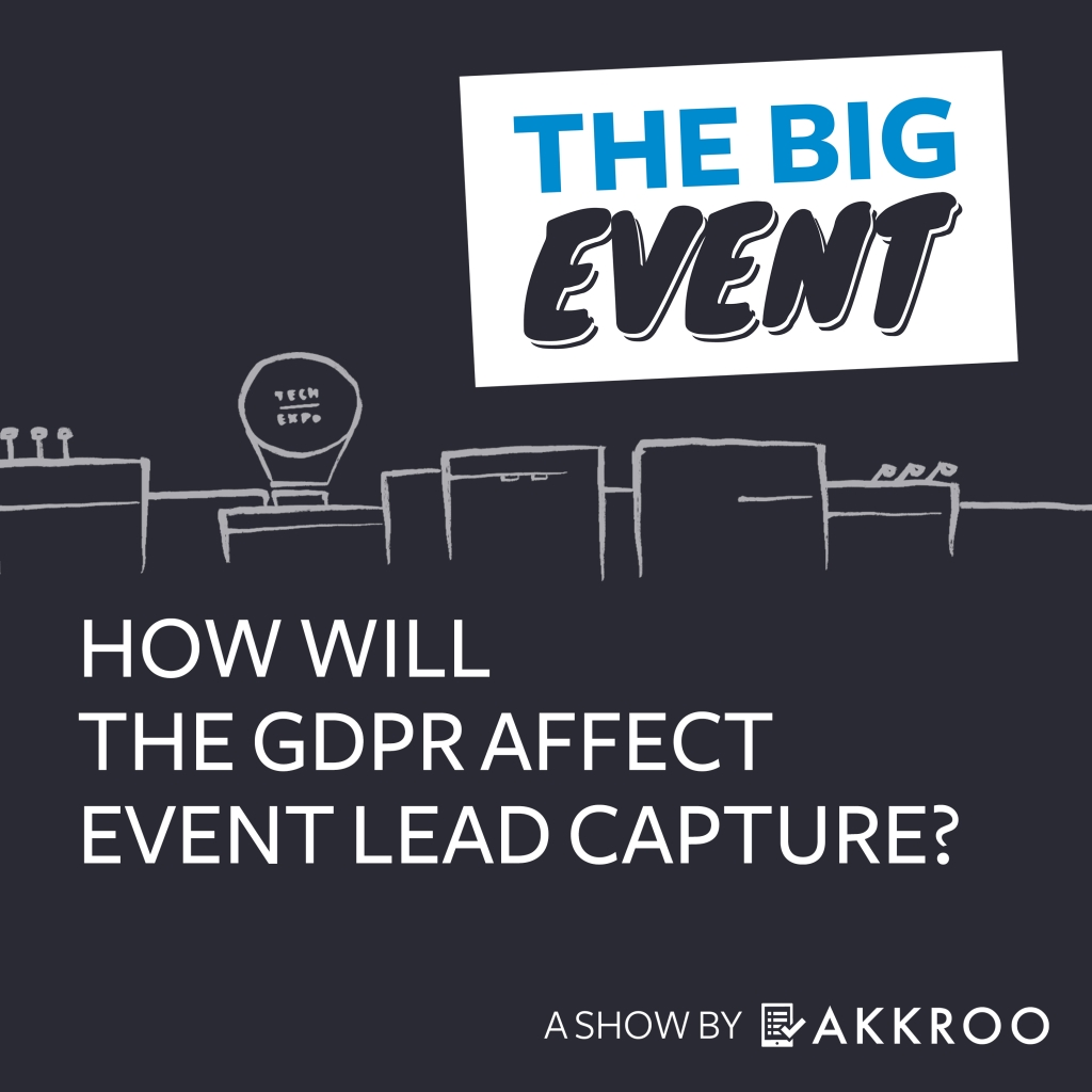 The Big Event: A podcast show by Akkroo