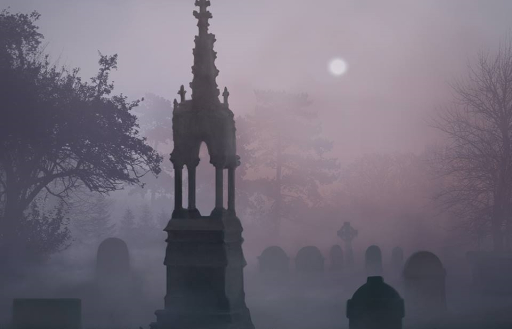 Cemetery Confessions