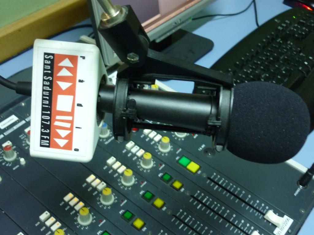 Radio Sant Sadurni Entrevista amb l'alcalde de Sant