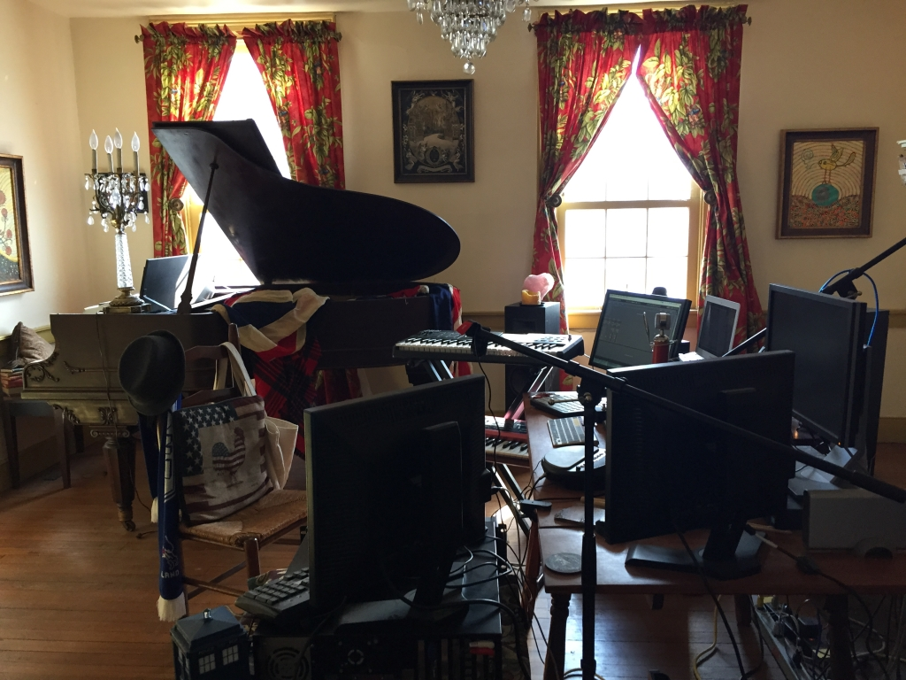 Quantum Creators music by stroke survivor