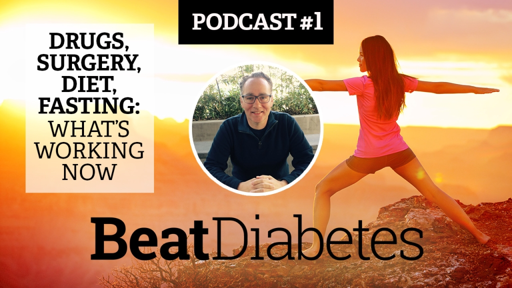 Beat Diabetes Blog Podcast