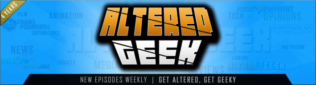 Altered Geek
