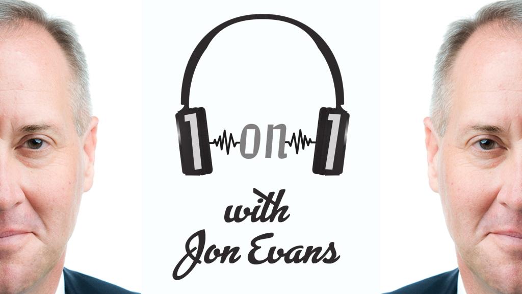 1on1 with Jon Evans