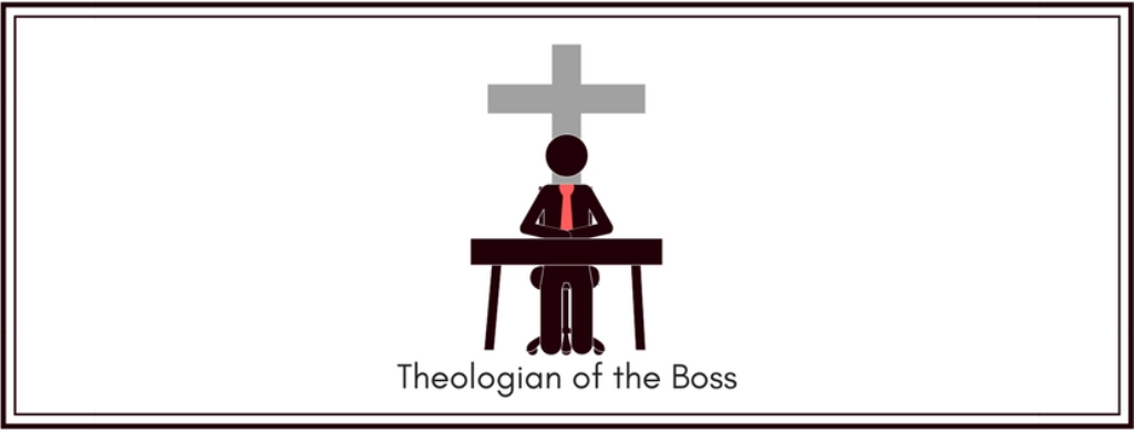 Theologian of the Boss
