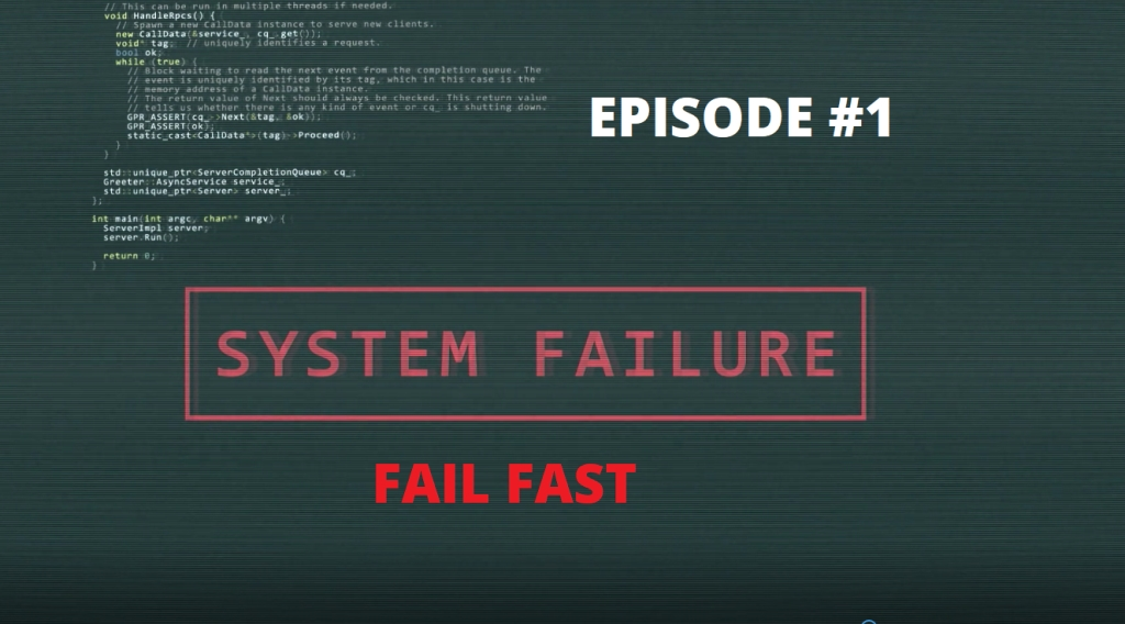 Fail Fast Podcast - Entrepreneurs, Business Failures and Lessons