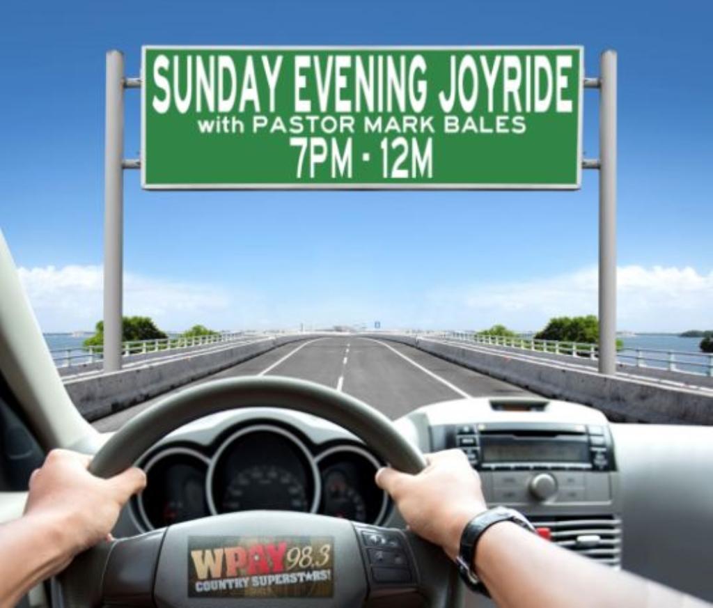 Sunday Evening Joyride with Pastor Mark Bales