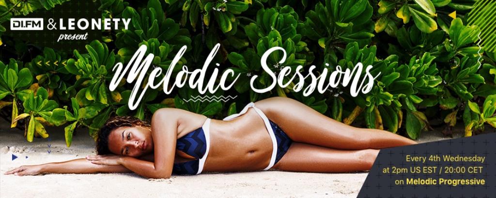 Leonety - 001 Melodic Sessions on DI.fm