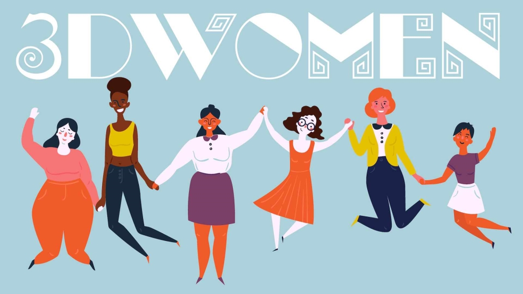 3DWomen