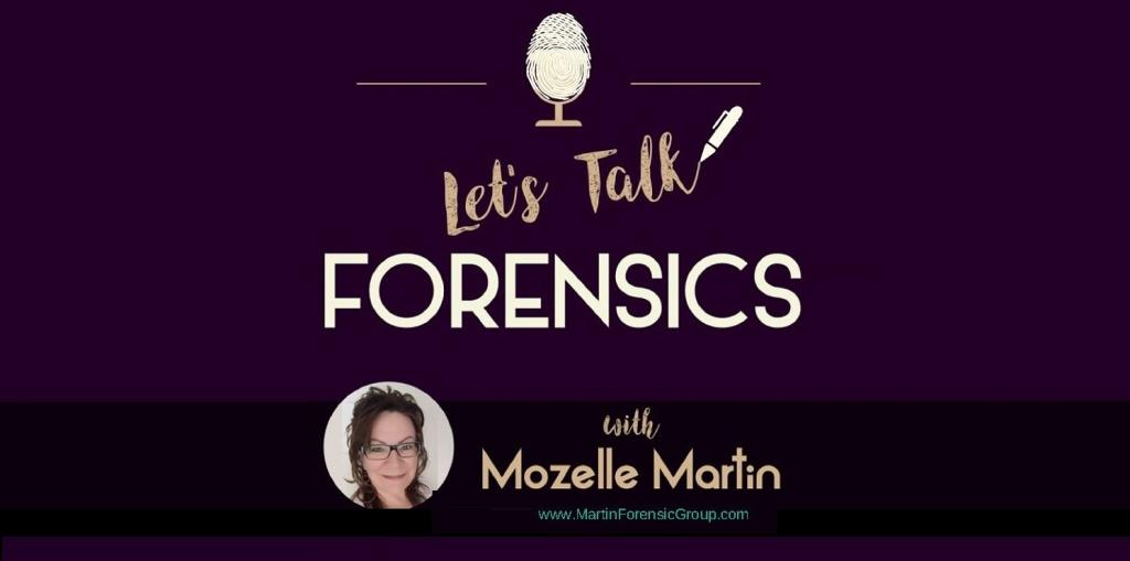 Let's Talk Forensics
