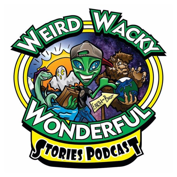 Weird Wacky Wonderful Stories Podcast | Listen to Podcasts On Demand
