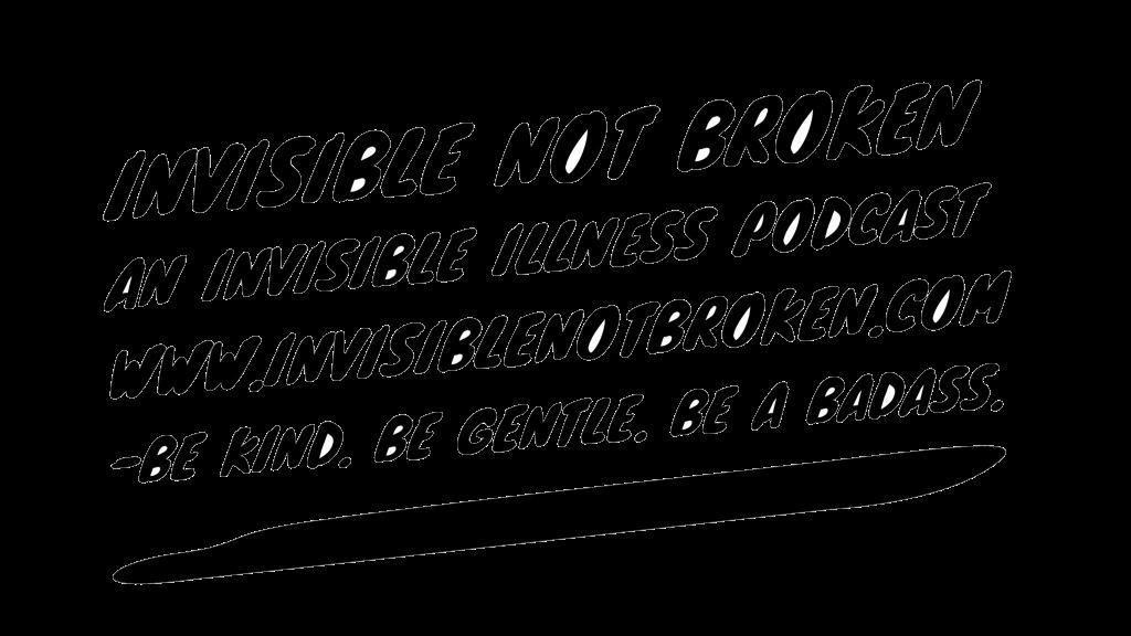Invisible Not Broken
