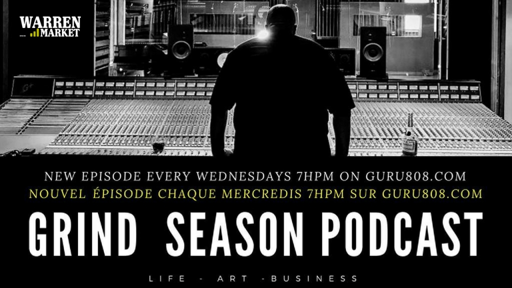Grind Season Podcast With Warren Market