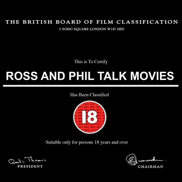 Ross & Phil Talk Movies | Listen to Podcasts On Demand Free | TuneIn