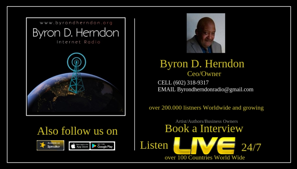 The Byron D. Herndon Radio show