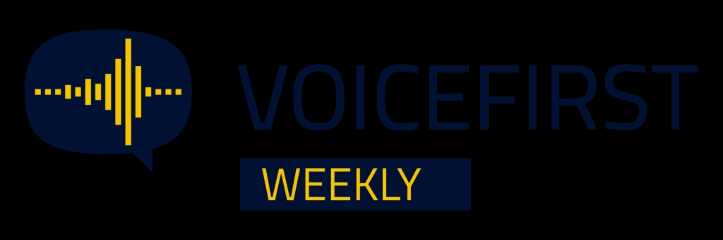VoiceFirst Weekly
